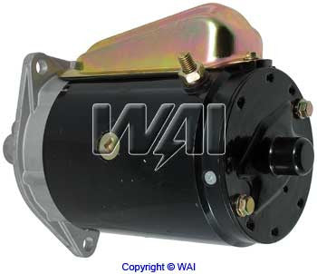 150-124 *NEW* DD Starter for Ford 12V 9T CW