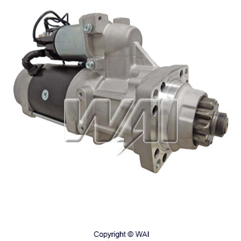 141-767 *NEW* PLGR Starter for Delco 39MT, Mack 12V 11T CW 7.3kW