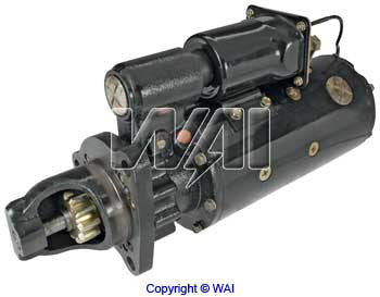 142-183 *NEW* DD Starter for Delco 50MT 12V 11T CW