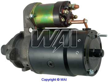 140-182 *NEW* DD Starter for Delco 10MT on Chevy, GMC Trucks