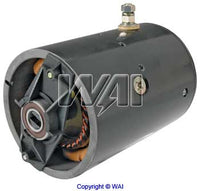 160-809BN *NEW* Pump Motor 12V CW Slotted Shaft Dual Bearing