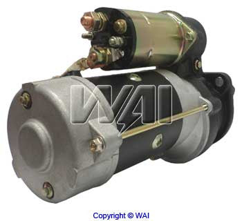 140-913 *NEW* Starter for Delco 28MT, John Deere 12V 10T CW