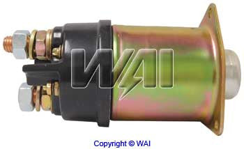 6640-185 *NEW* Starter Solenoid for Delco 42MT 12V 4 Terminal USA