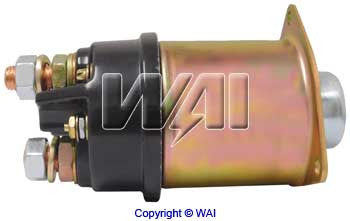 6640-244 *NEW* Starter Solenoid for Delco 42MT 24V 4 Terminal USA