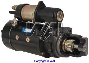 141-368 *NEW* DD Starter for Delco 41MT, Caterpillar 24V 12T CW