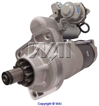 141-469 *NEW* PLGR Starter for Delco 29MT 12V 10T CW 3.3kW