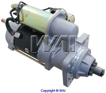 141-458 *NEW* PLGR Starter for Delco 29MT 12V 10T CW w/ IMS