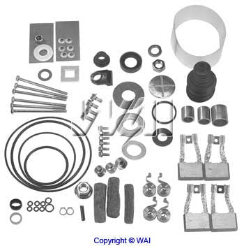 6940-4654 *NEW* Repair Kit for Delco 42MT 24 Volt DD Starters