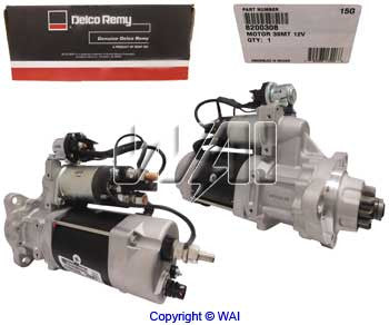 8200308 *NEW* OE Delco 39MT PLGR Starter 12V 11T CW Rotatable
