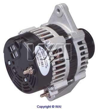 240-6311 *NEW* Alternator for Delco 7SI 12V 70A S6 Pulley