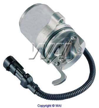 FCS1005 *NEW* Fuel Cutoff Solenoid for Deutz, Bobcat 12V