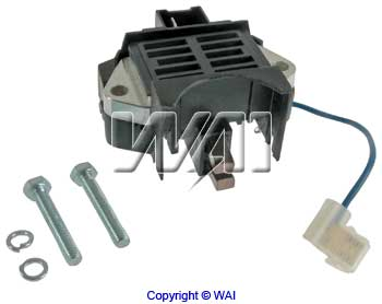 8008-4386 *NEW* Regulator for Valeo Alternators 12V