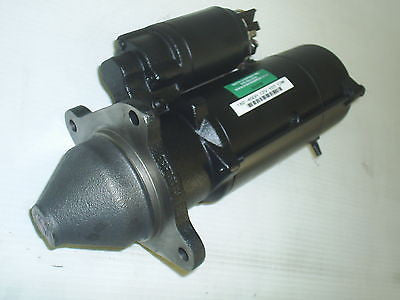 MS25 *NEW* OE Mahle / Letrika PLGR Starter for Case, Ford 12V 10T CW