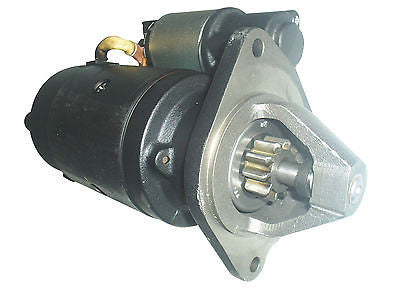 MS357 *NEW* OE Mahle / Letrika DD Starter 12V 10T CW