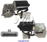 WPM8020 *NEW* Windshield Wiper Motor for International Peterbilt Kenworth 24V