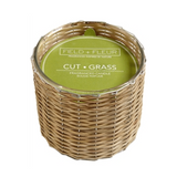 Cut Grass Two-Wick Candle