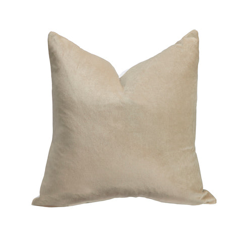 Barley Velvet Pillow