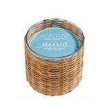 Sea Salt Two-Wick Candle