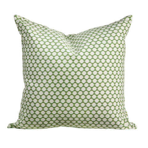 Tate Pillow in Green
