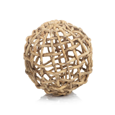 Water Hyacinth Twisted Fill Ball