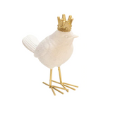 Bird with Crown