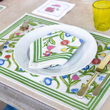 Spring Floral and Vine Placemats