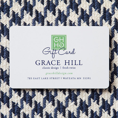 Grace Hill Gift Card