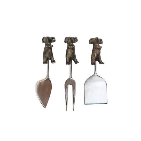 Mouse Cheese Servers - Set of 3