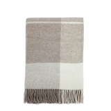 Plaid Woolen Throws