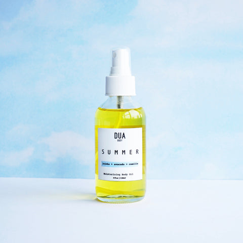 SUMMER Moisturizing Body Oil