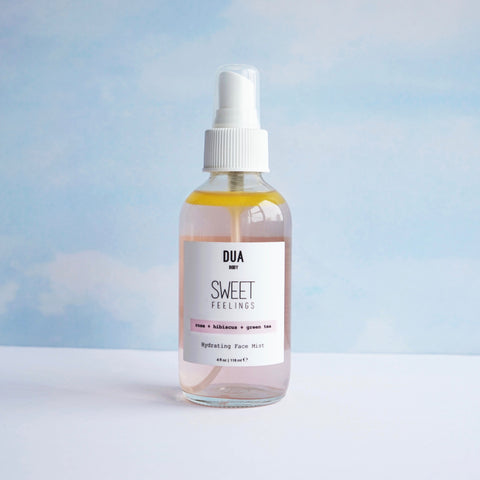Sweet Feelings Face Mist