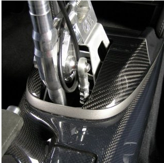 CAE Carbon Fiber Trim