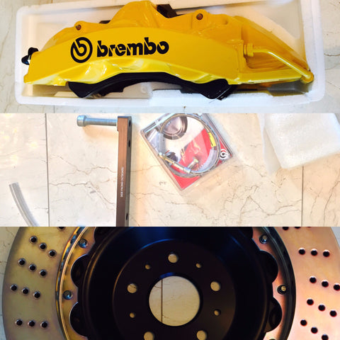 Supra Brembo GT Big Brake Kit