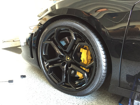 Gallardo Wheel Adapters