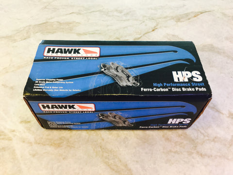 Gallardo Hawk HPS Brake Pads