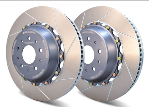 Huracan Brake Rotors - Steel Rotor Conversion