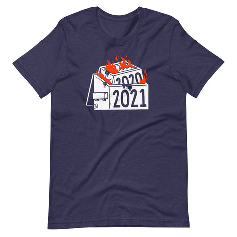 2020/2021 Dumpster Fire Inception Shirt