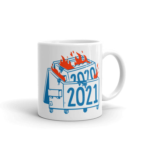 2020/2021 Trash Fire Mug