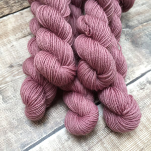 Mini skeins - Ashes of Roses