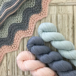 Wildwood Shawl kit