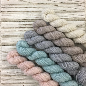 WGLY Rustic  Polar Mini skein set