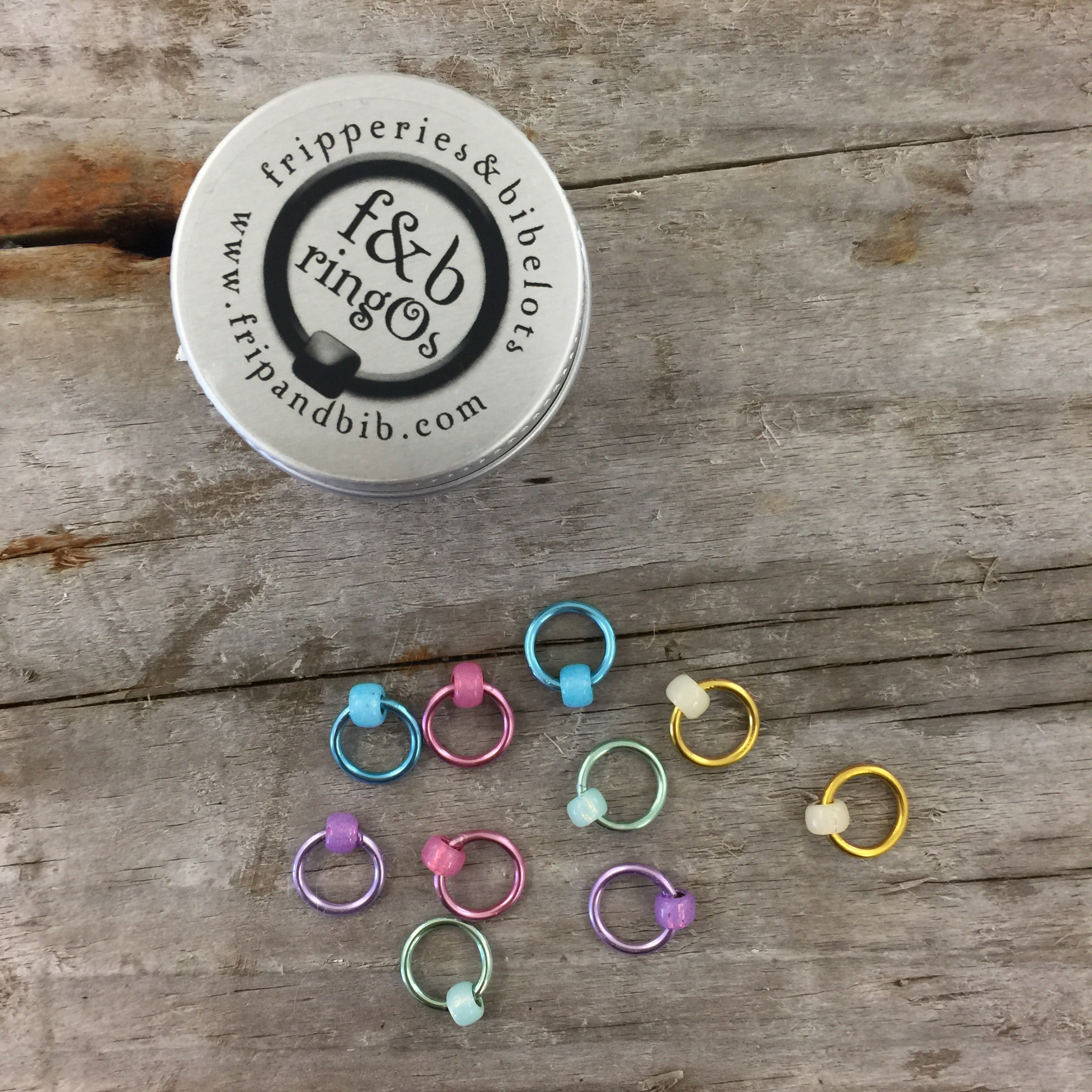 Sugarland WGLY  Knitting stitch markers
