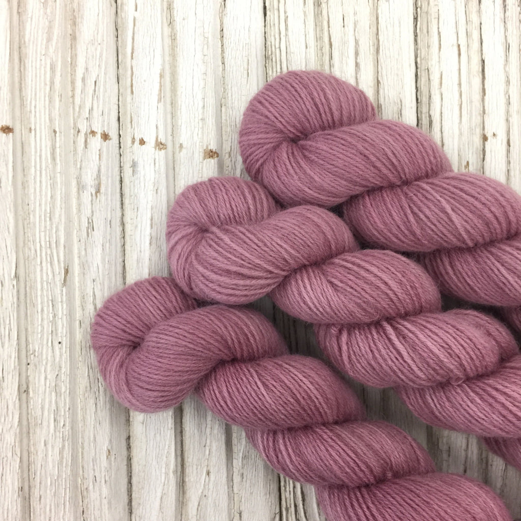 Ashes of Roses -  WGLY Rustic non superwash