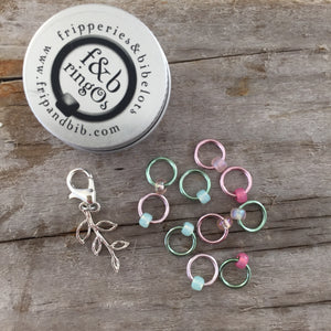 WGLY Knitting stitch markers