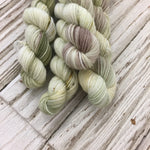 Snow Berries Mini skein