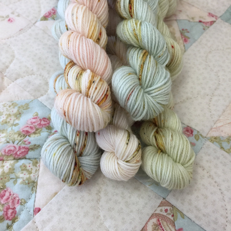April Yarn Club  2021