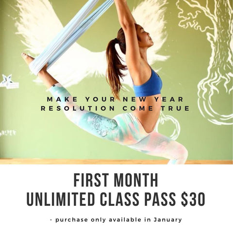 First Month Unlimited Pass
