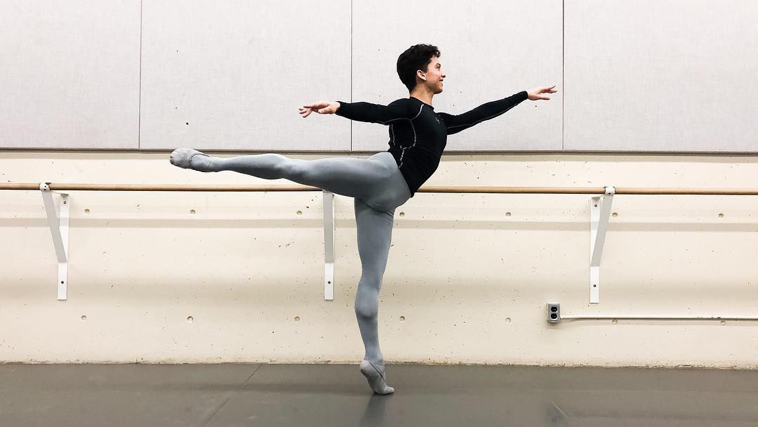 Basic Ballet for Better Pirouettes with Junior Gaspard