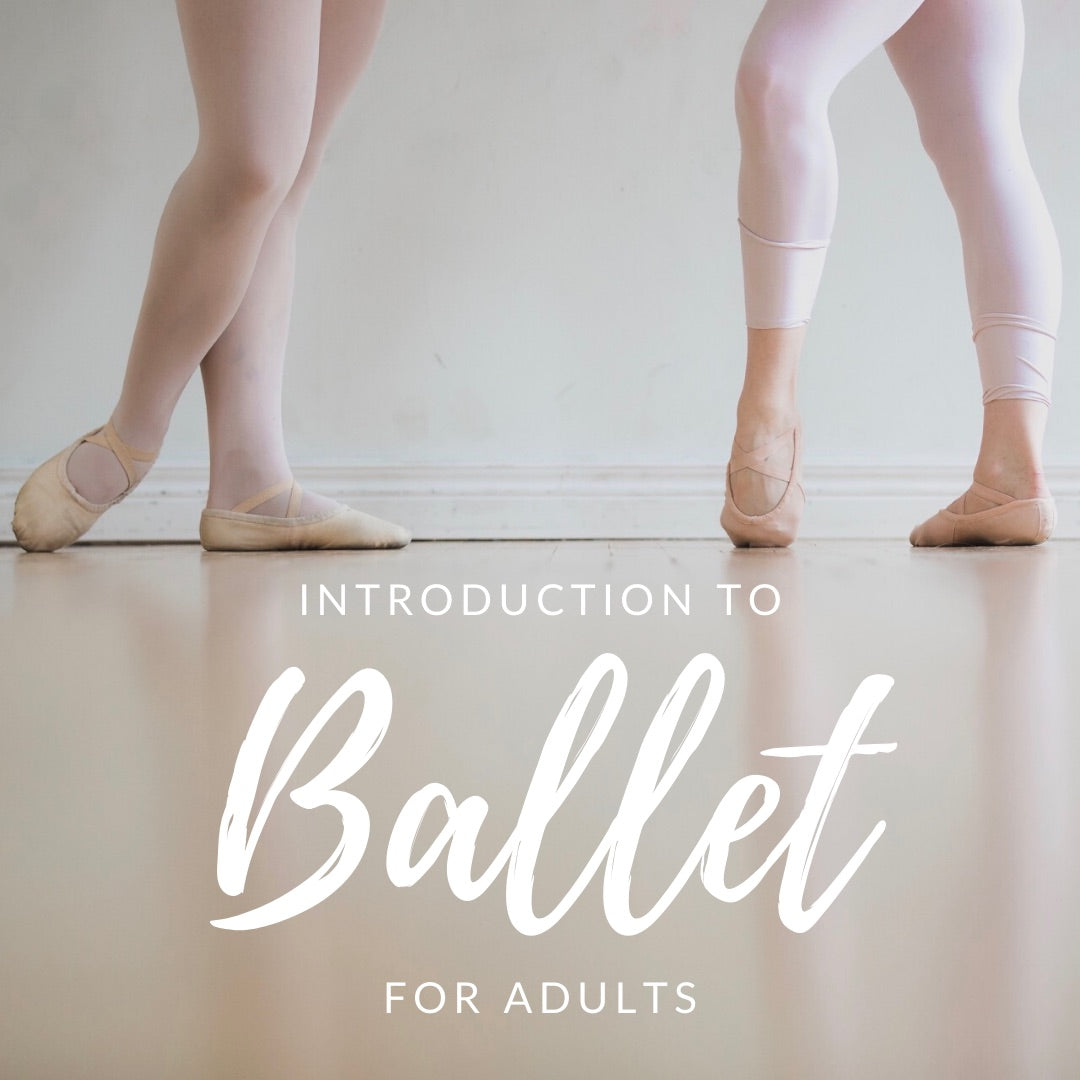 Introduction to Ballet for Adults