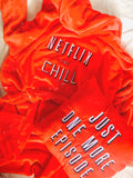 Cojin Netflix and Chill